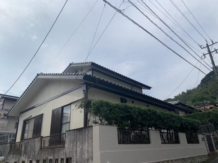 北九州市 小倉南区 O様邸 屋根・外壁塗装工事