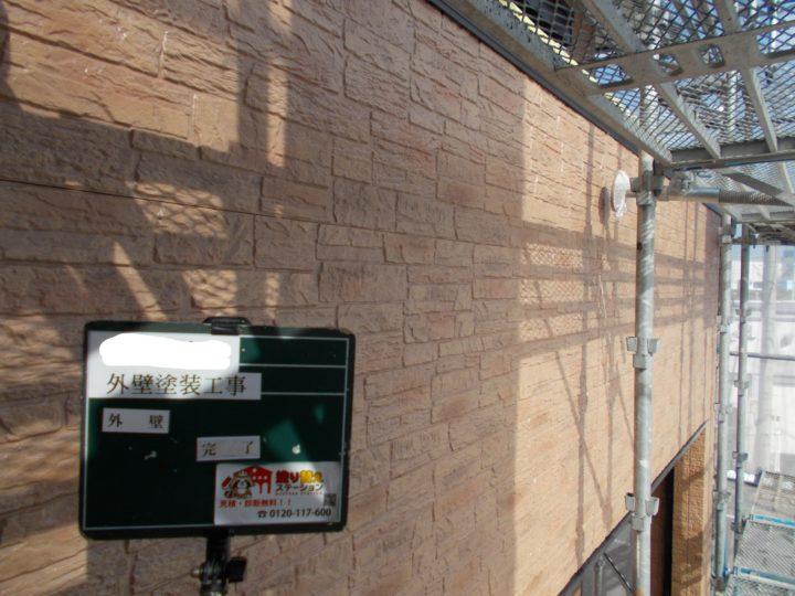 北九州市門司区 Y様邸 外壁塗装工事
