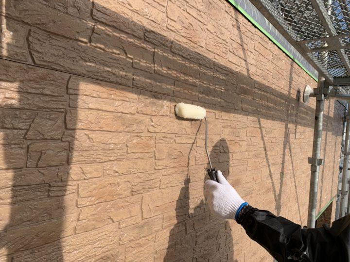 外壁塗装 2回目
