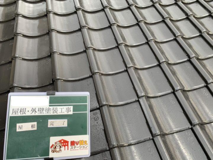 北九州市 小倉南区 T様邸 屋根・外壁塗装工事