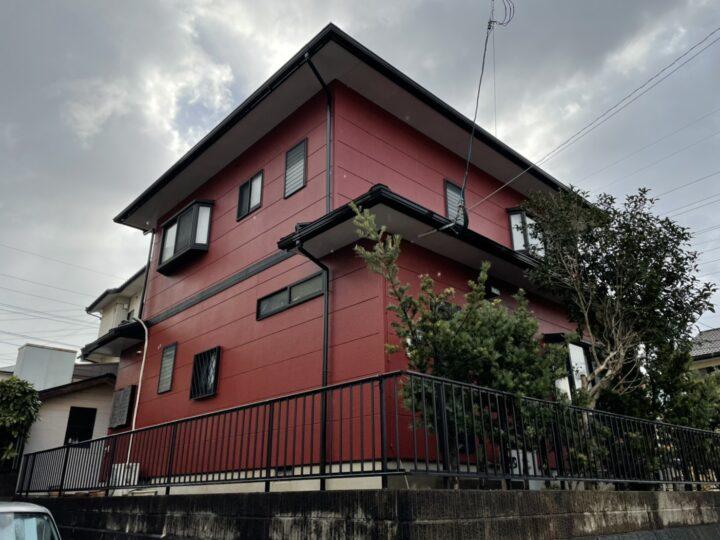 北九州市小倉南区 H様邸 外壁塗装工事
