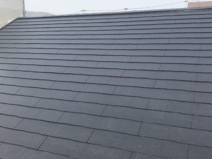 屋根 完了