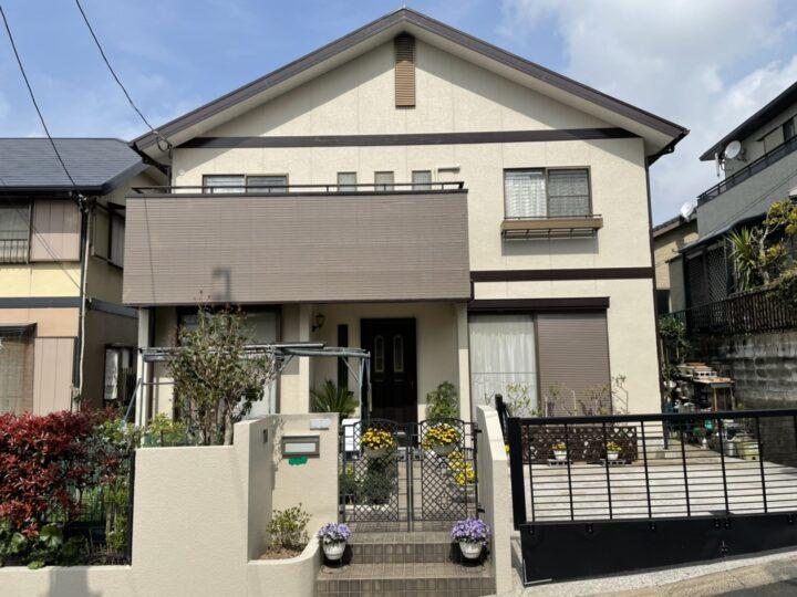北九州市小倉南区 T様邸 屋根・外壁塗装工事