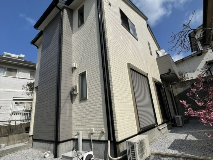 凄く丁寧に塗装していただきありがとうございます(^^)/北九州市 小倉南区 K様邸 屋根・外壁塗装工事
