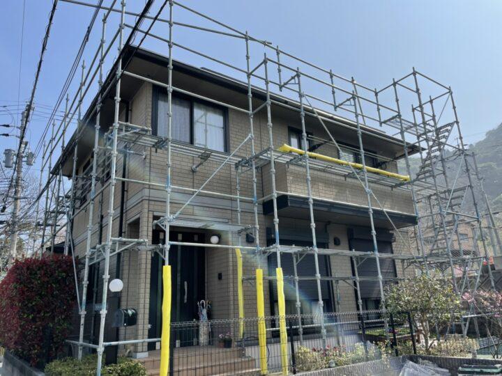 北九州市小倉南区 H様邸 屋根・外壁塗装工事