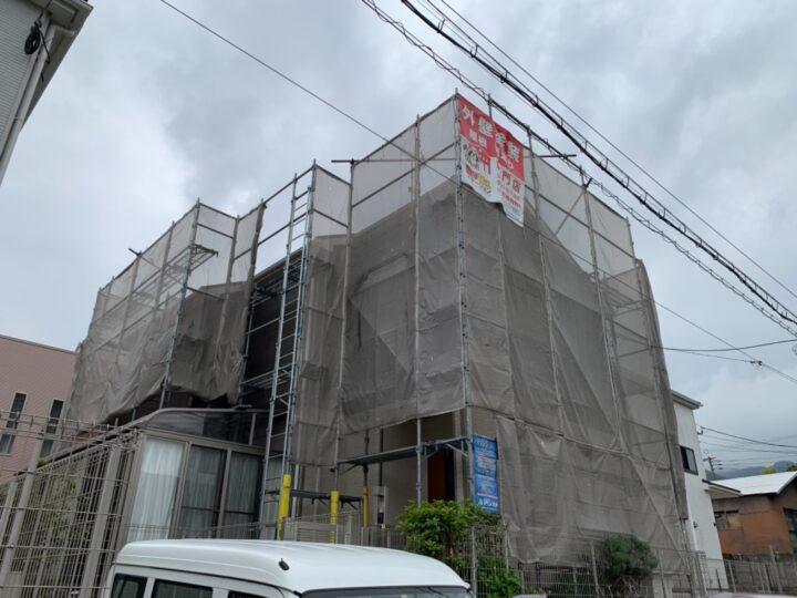 北九州市 小倉南区 M様邸 屋根・外壁塗装工事