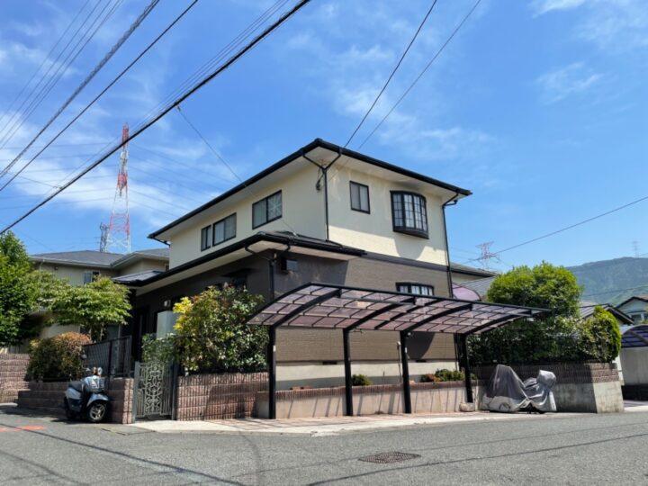 北九州市小倉南区 Y様邸屋根・外壁塗装工事
