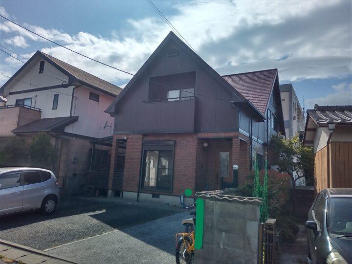 北九州市小倉南区 M様邸 屋根・外壁塗装工事