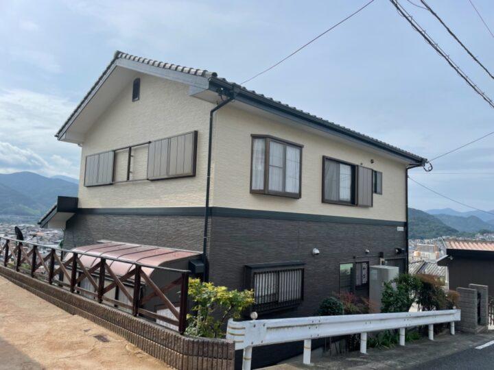 北九州市 小倉南区 外壁塗装工事 S様邸