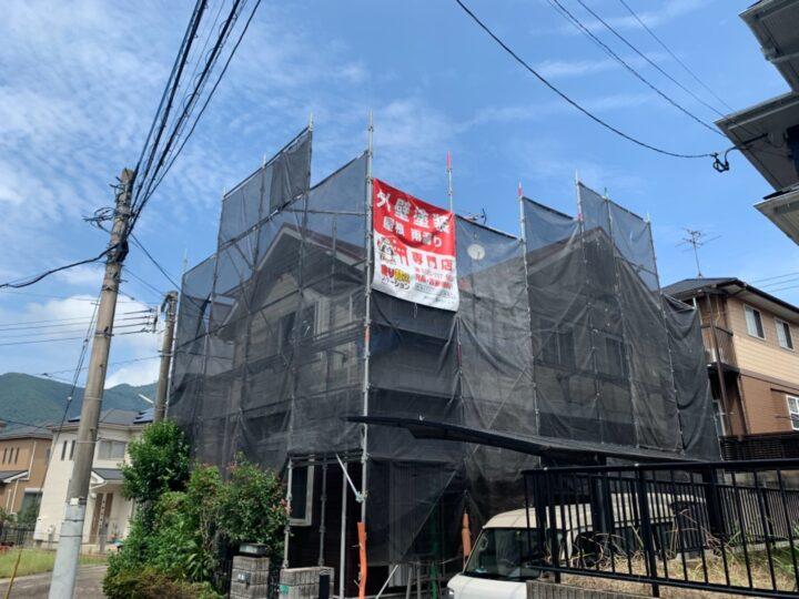 北九州市 小倉南区 屋根・外壁塗装工事 I様邸