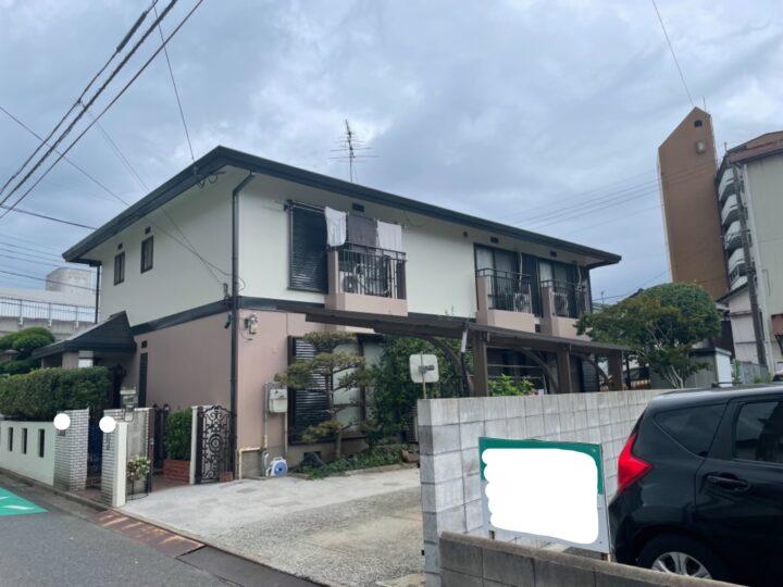 北九州市 小倉北区 H様邸 屋根・外壁塗装工事