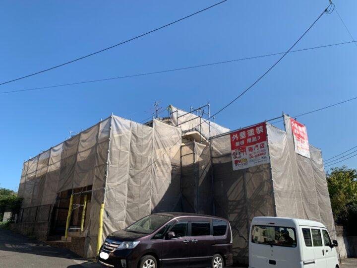 北九州市 小倉南区 外壁塗装工事 O様邸